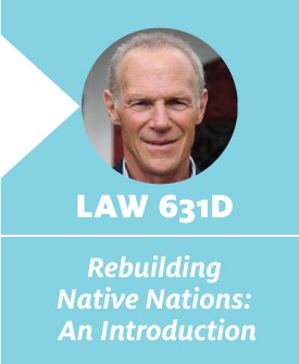 Rebuilding Native Nations: An Introduction. LAW 631D. Joseph Kalt