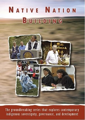 """Native Nation Building"" TV Series (Home Edition)"